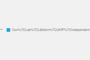 2010 General Election result in Halesowen & Rowley Regis